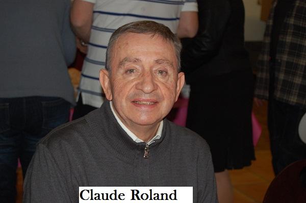 Claude Roland