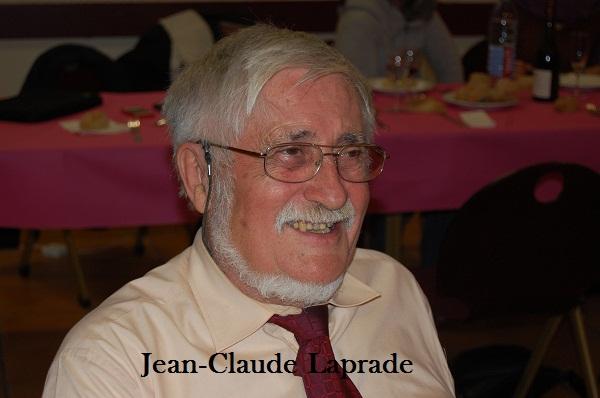 Jean-Claude Laprade - technicien monteur
