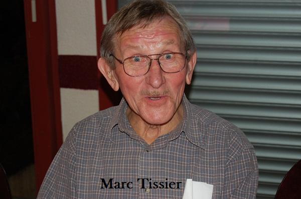 Marc Tissier - technicien monteur
