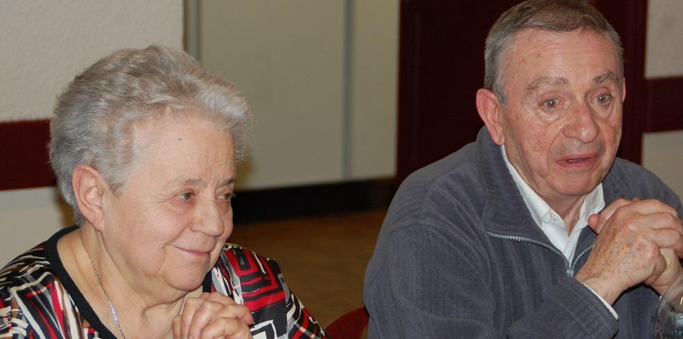 Marie Alice et Claude Roland
