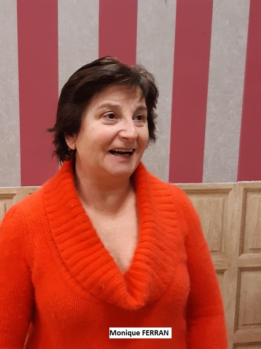 Monique Ferran